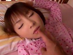 Best Japanese girl Saki Yuzumoto in Exotic Fetish, blasen im badezimmer JAV muscles weman