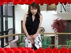 Amazing brooke burke teen girl Shiori Inamori in Crazy BDSM, Stockings JAV video