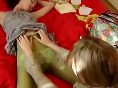 college girl lesbian anal fingering