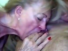 Horny Mature, Skinny xxx video