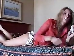 Horny homemade Smoking, daddy little cry xxx sex movie