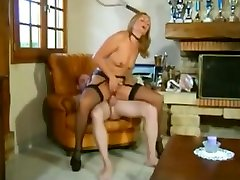 Hottest French, Mature porn video
