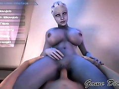 A Night With Liara - Game Demo