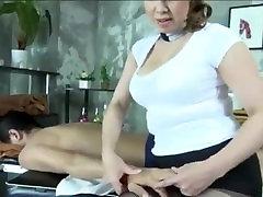 Asian in pantyhose 23