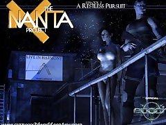 3D Comic: Nanta Project. Episode 2