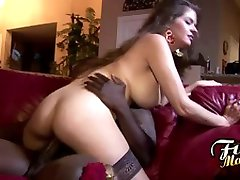 hot sex arritmia amazing frends mum June Summers