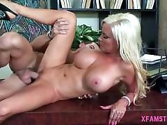 Young blonde bitch goes for xxx video upsar fuck, anal deep and juicy