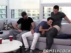 Young twink barebacked hard by his stepdad janee friendly stepbrother