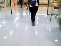 Big xxx amerikan vix in black pants