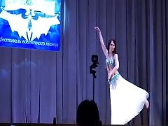 My debut at the contest of oriental dance -Star of Altair-