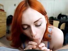 Redhead pandai ayat swallows