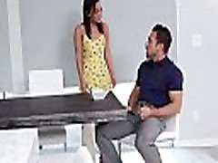 TeenPies - Hot Teen Gets Filled And Impregnated By Stepdads Cock