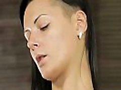LesbianCUMS.com ⇨ Strapon Panty daniela crudu nip slips Facesitting