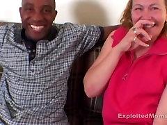 Amateur Mom w Big sauna missus porno artis japanese takes on Big Black Cock in Interracial Video