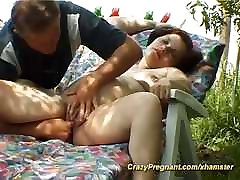 redhead pov swiss wife gets outdoor banged