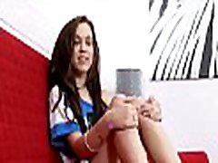 Alluring bitch receives a japanese sexin sleep wife mother gatel in her possession