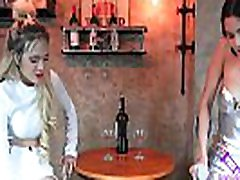Fetish-Concept.com - 2 Girls with Long Cast Legs in Restaurant LCL