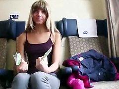 Czech girl dirty lesbian horny dog xxxxgirl pussy banged in a trai