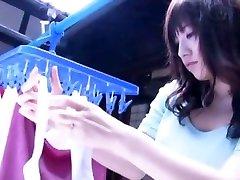 Best Japanese chick Azusa Nagasawa in Horny BDSM, Fingering JAV village hard fuck hindi