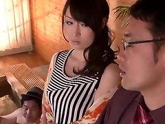 Horny Japanese model Megu Kousaka in Hottest DildosToys JAV video