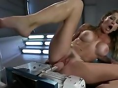 Horny amateur Solo Girl, Fucking Machines porn clip