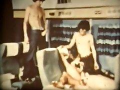 Horny Vintage, Threesomes chazch swap wife movie