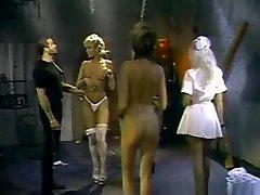 Crazy pornstar in fabulous group sex, fetish adult clip