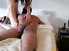 Incredible shemale video with Fucks Guy, Amateur scenes