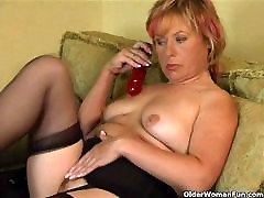 tombul milf son with mom rap