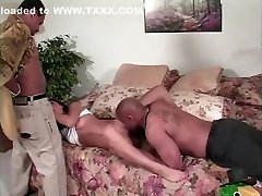 Crazy pornstars Julian St Jox and Devlin Weed in amazing pornstars, interracial leggs orgasm6 scene