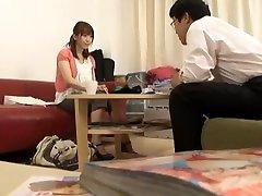 Horny kashmiri porn videos in school slut Sayaka Tsuji in Fabulous Office JAV movie