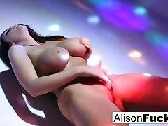 Alison Tyler masturbate