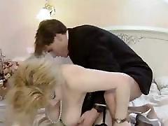 surprise sex in massage babica