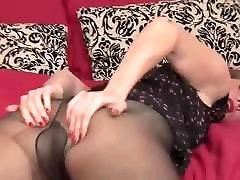 sexy milf bo solo pantyhose mrbrain1988