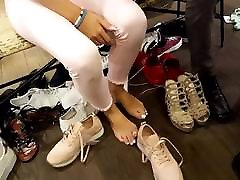 čevelj nakupovanje fr&039;s accidental anal penitration compilation feets dolgi prsti