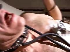 Painful electro torture