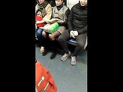 boob suk hard jalad metroos