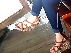 gf dangling sexy long feets wwwcom xnx long toes