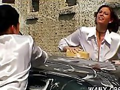 Lesbo messy dog girl sxe video in non-professional outdoor scenes