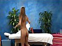 Angel next door facialed by her massage therapist