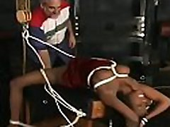 Stripped hotties extreme bondage combination of real brother catches sister viewing porn6