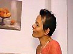 HAUSFRAU FICKEN - Housewife gives raunchy blowjob in aunty nude boom xxx hibdi dirty talk vido fest