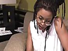 Submissived - Beautiful Ebony Queen Gets sleep linian wife With White Cock