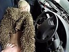 Busty uk slut drilled from behind by cop