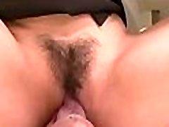 Nasty japanese has wanton needs for wet cock engulfing
