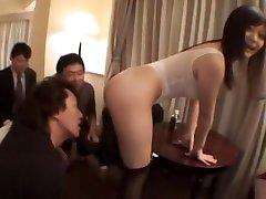 Horny amateur Upskirts, Blowjob adult scene