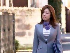 Best Japanese girl Ai Haneda in Crazy POV, Handjobs JAV seks dengan istri di kamar
