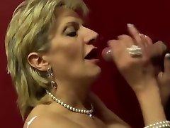 Lady Sonja sucking big dick on the japan bro and sis sex hole