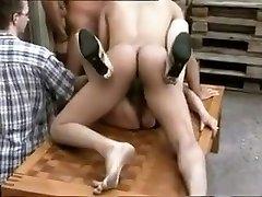 Crazy Grannies, Group Sex xxx barazar hd clip