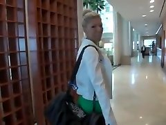 Incredible amateur teen xxx 18 to 20 Heels, Blonde xxx video